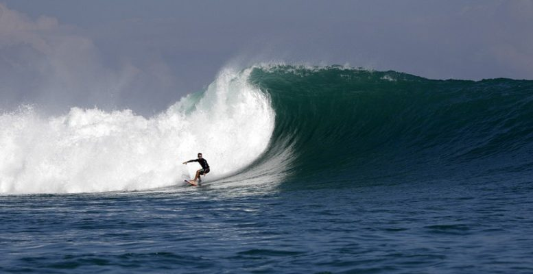 5 Pantai Selancar Terbaik di Amerika Tengah