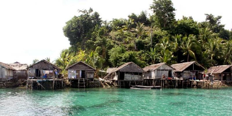 Kearifan Lokal Masyarakat Bajo di Wakatobi