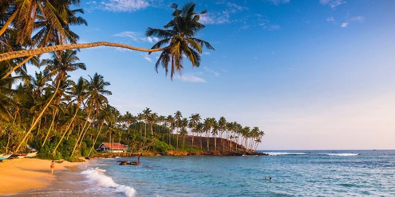 10 Pantai Populer di Sri Lanka